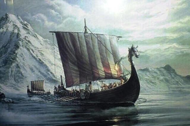 Before 1400 Leif Erikson