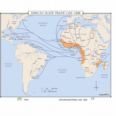Slave Trade Beings