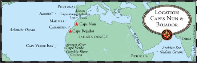 Cape Bojador