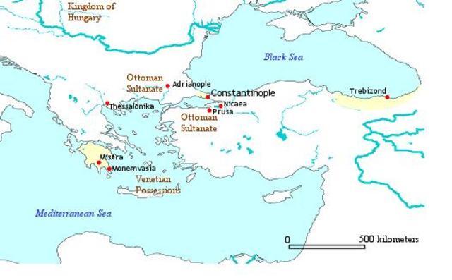 Constantinople Captured