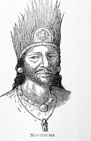 Montezuma I becomes King