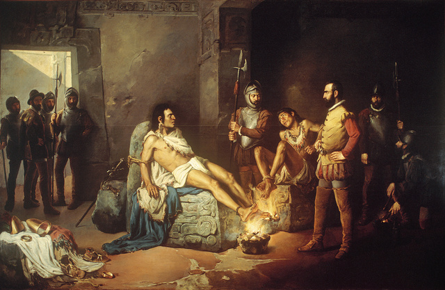 Capture of Montezuma II