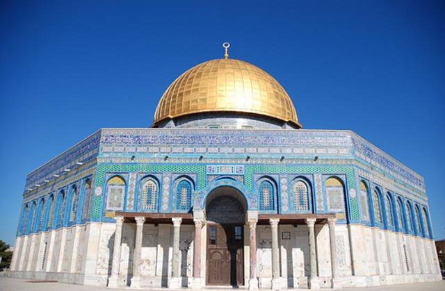 The Dome of the Rock - Abd al-Malik - Islamic - 685 CE to 691 CE
