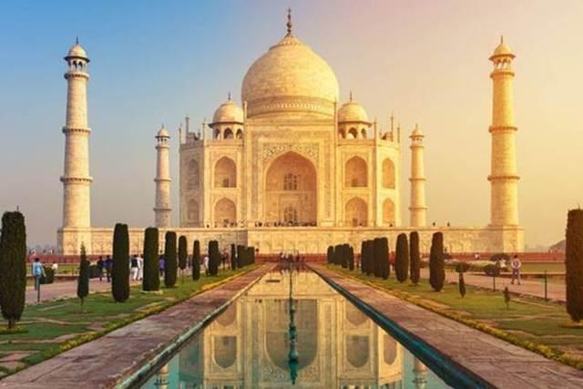 Taj Mahal - Shah-Jahan - Islamic - 1632 to 1653