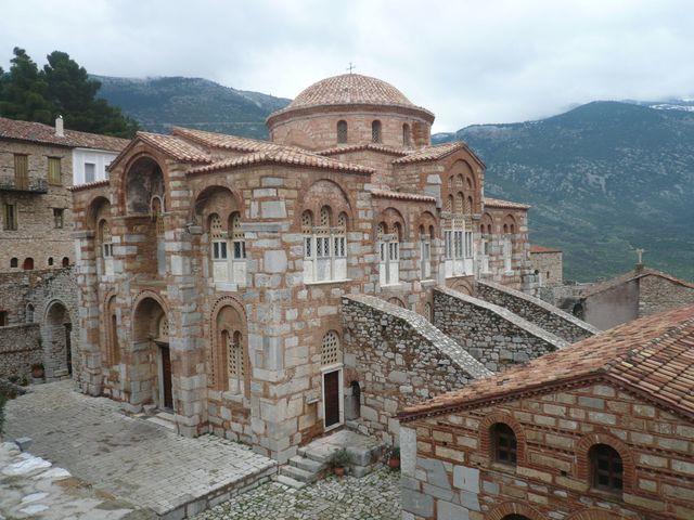 Hosios Loukas - Byzantine - 945 AD to 953 AD