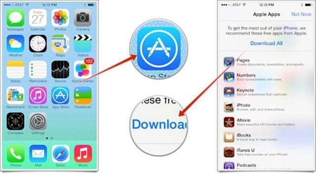 Primera app store