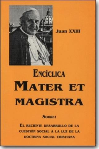 Doctrina Social Mater et Magistra
