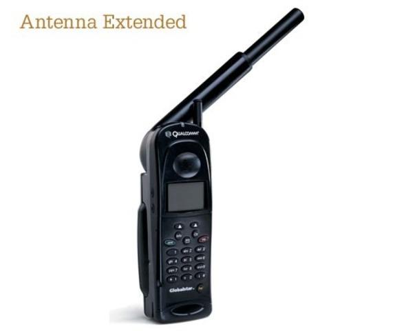 La telefonía satelital se inicia