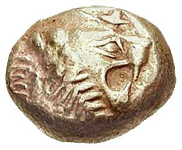 Earliest historical evidence of coins, glass and chariots