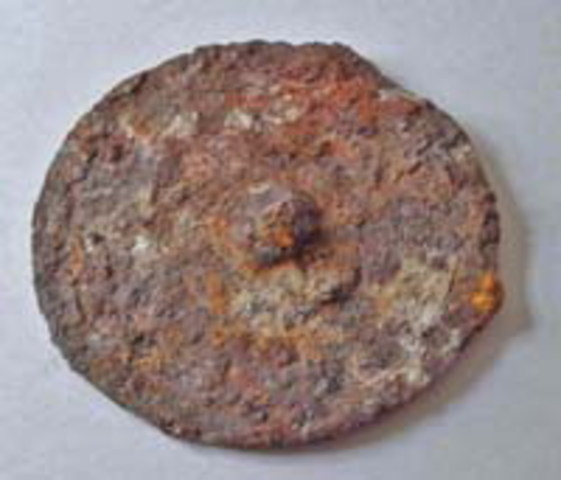 Earliest historical findings of cast iron