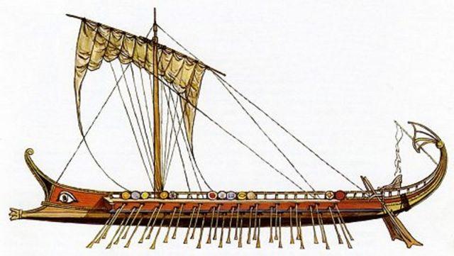 Transporte Acuático 100.000 a.C