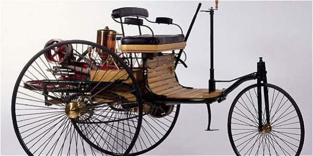 Primer carro de gasolina
