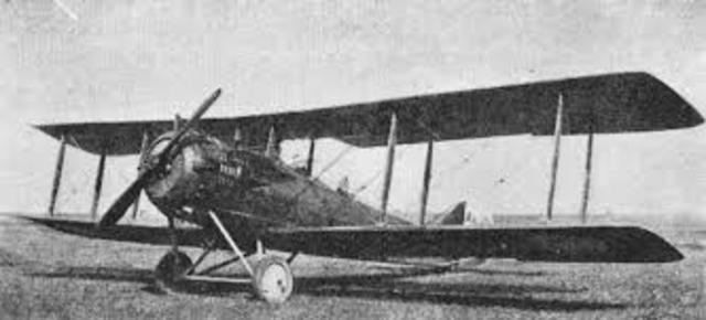 El nacimiento de la aviación moderna
