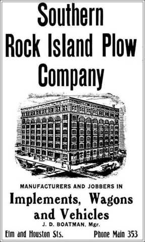 Southern Rock Island Plow Company