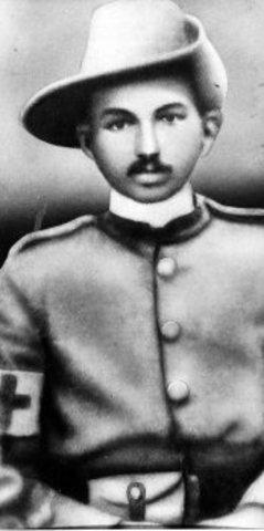 Boer War ended