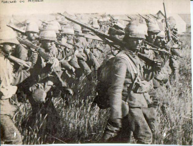 Boer War started