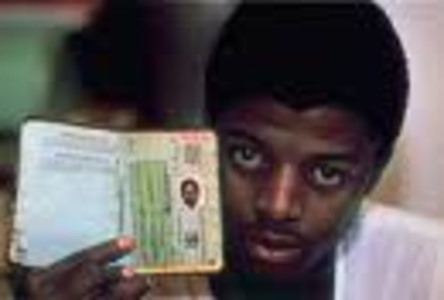 South Africans Forced to Carry ID Cards