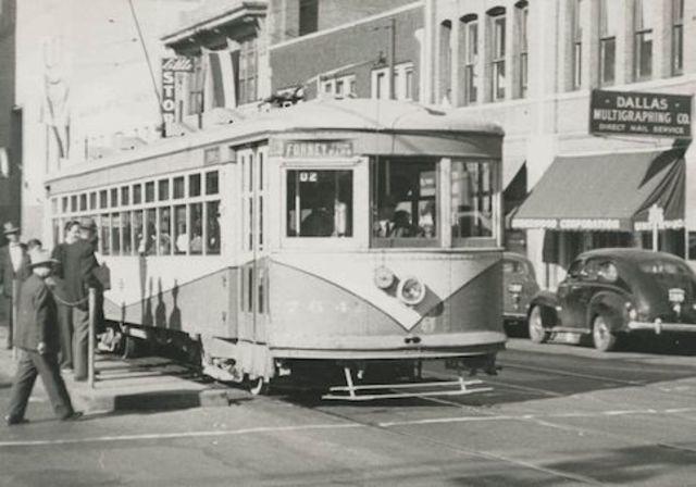 Streamlined streetcars begin service
