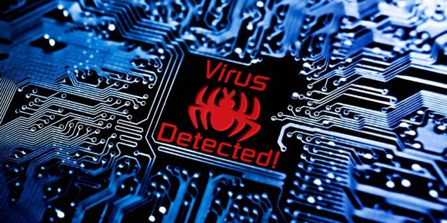 1989 - Primeiro vírus