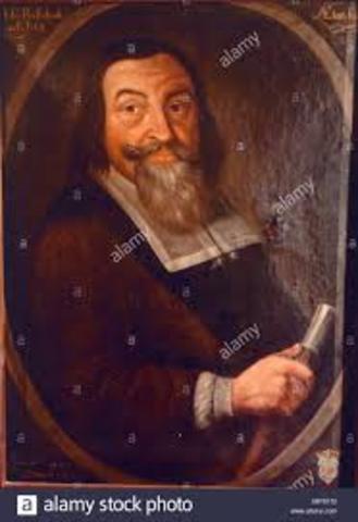 Johann Lavater (1741 - 1801)