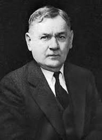 Clark Wisller (1870 – 1947)