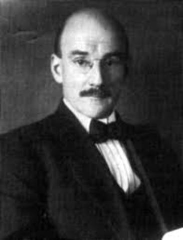 Henry Herbert Goddard Psicólogo(1866 -1957) USA