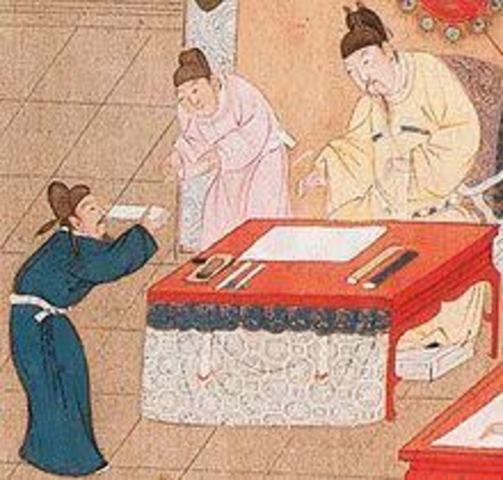Abolición Exámenes chinos