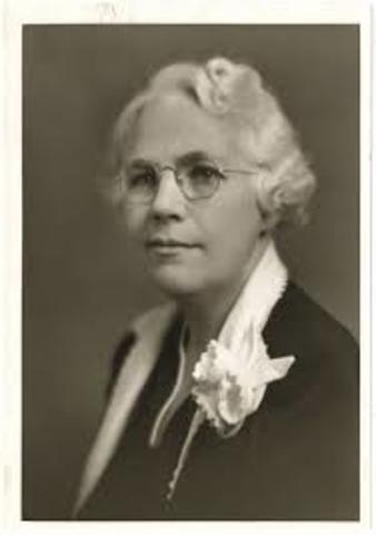 Florence Goodenough (1886 - 1956)