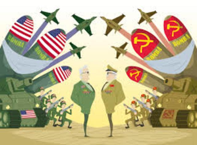 Inicio da guerra fria