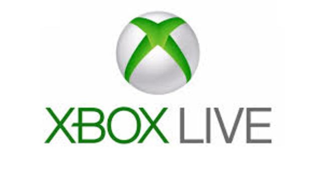 Lançamento do Xbox Live