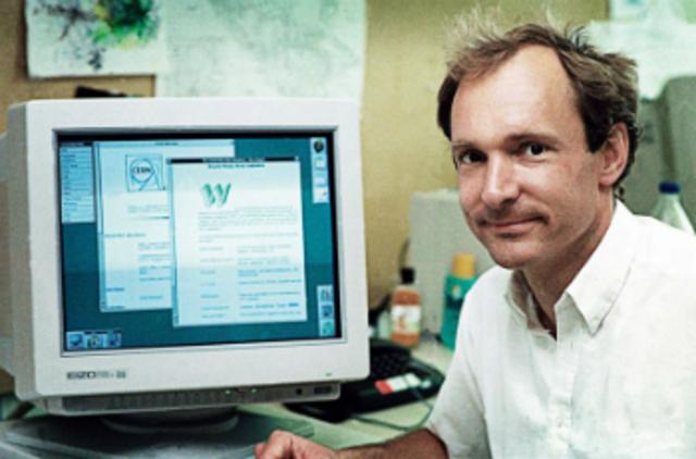 Invenção do Sistema de Navegação World Wide Web