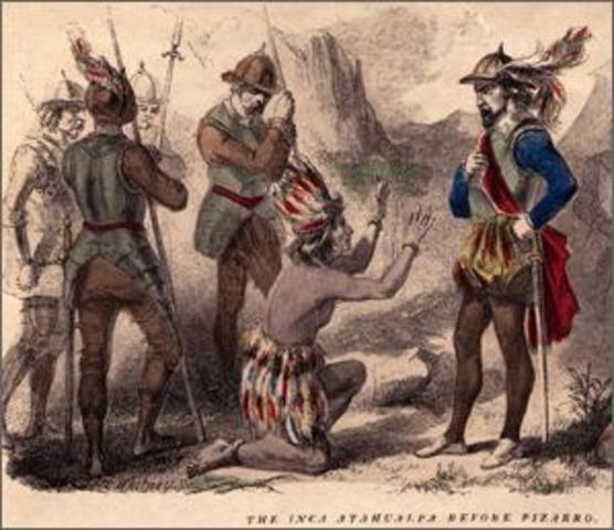 Spain Conquers the Incas
