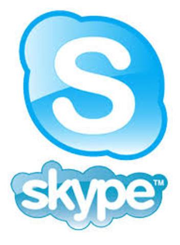 Lançamento do Skype