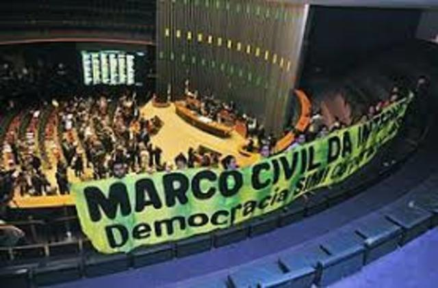 Lei do Marco Civil da internet