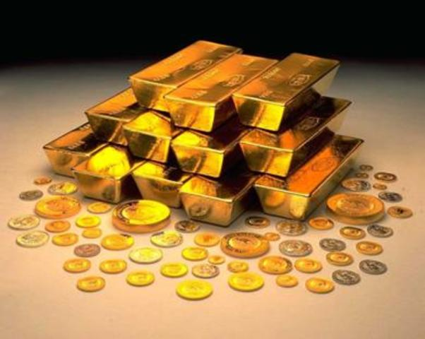 Spain on a Gold Finding Frenzy
