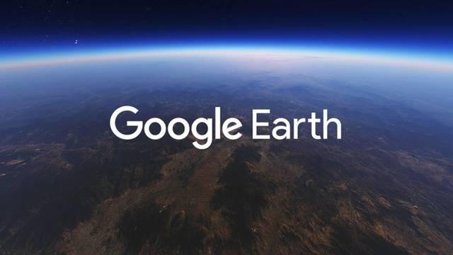 La llegada de google Earth