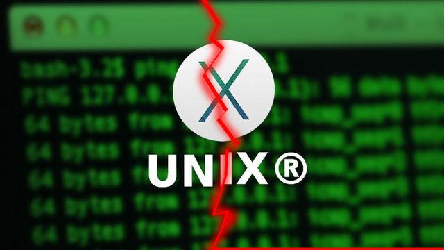 """La historia de Unix se """"parte"""" durante los años 80"""