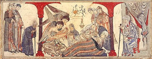 Muhammad's birth
