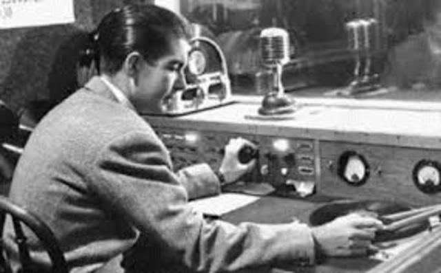 PRIMER ANUNCIO EN RADIO