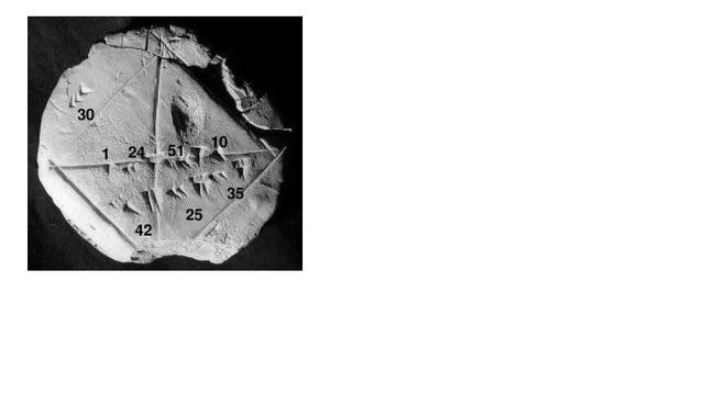El Teorema  de Pitágoras en las Civilizaciones Prehelénicas