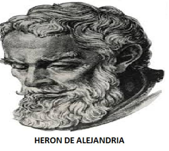 Heron de alejandria