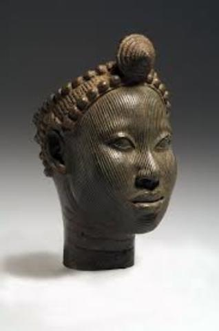 Crowned Head of a Ruler, African, c. 1200-1500 CE