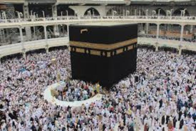 The Kaaba - Abraham (Ibrahim) and Ismail - Islamic - 2000 BCE