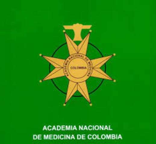 PRIMERA ACADEMIA NACIONAL DE MEDICINA