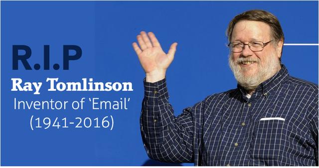 Invención del correo electrónico