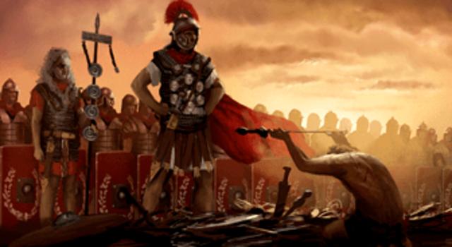 Trossuli incorporated into the legion