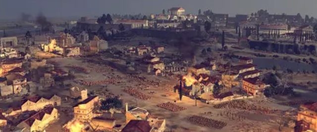 Gauls sack Rome
