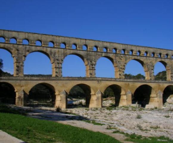 Aqua Appia constructed