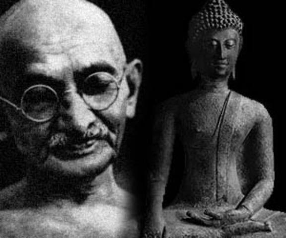 Gandhi moves