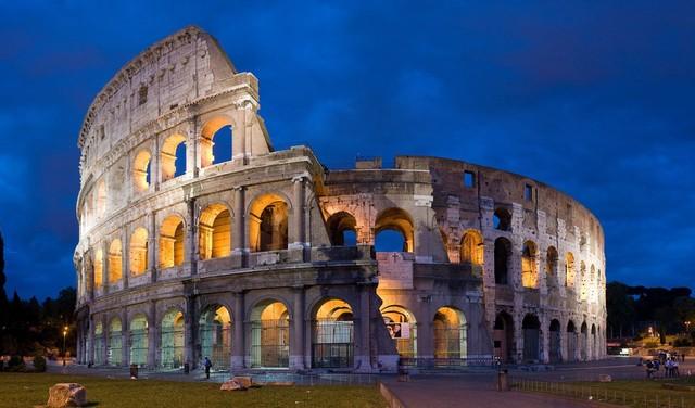Roma adopto la mitologia griega